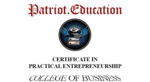 certificate-practical-entrepreneurship