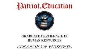 graduate-certificate-human-resouce
