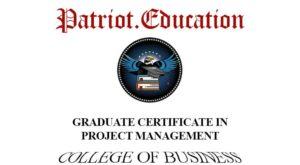 graduate-certificate-project-management